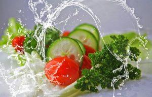 I måltidskasserne fra Aarstiderne finder du stort udvalg af frugt og grønt